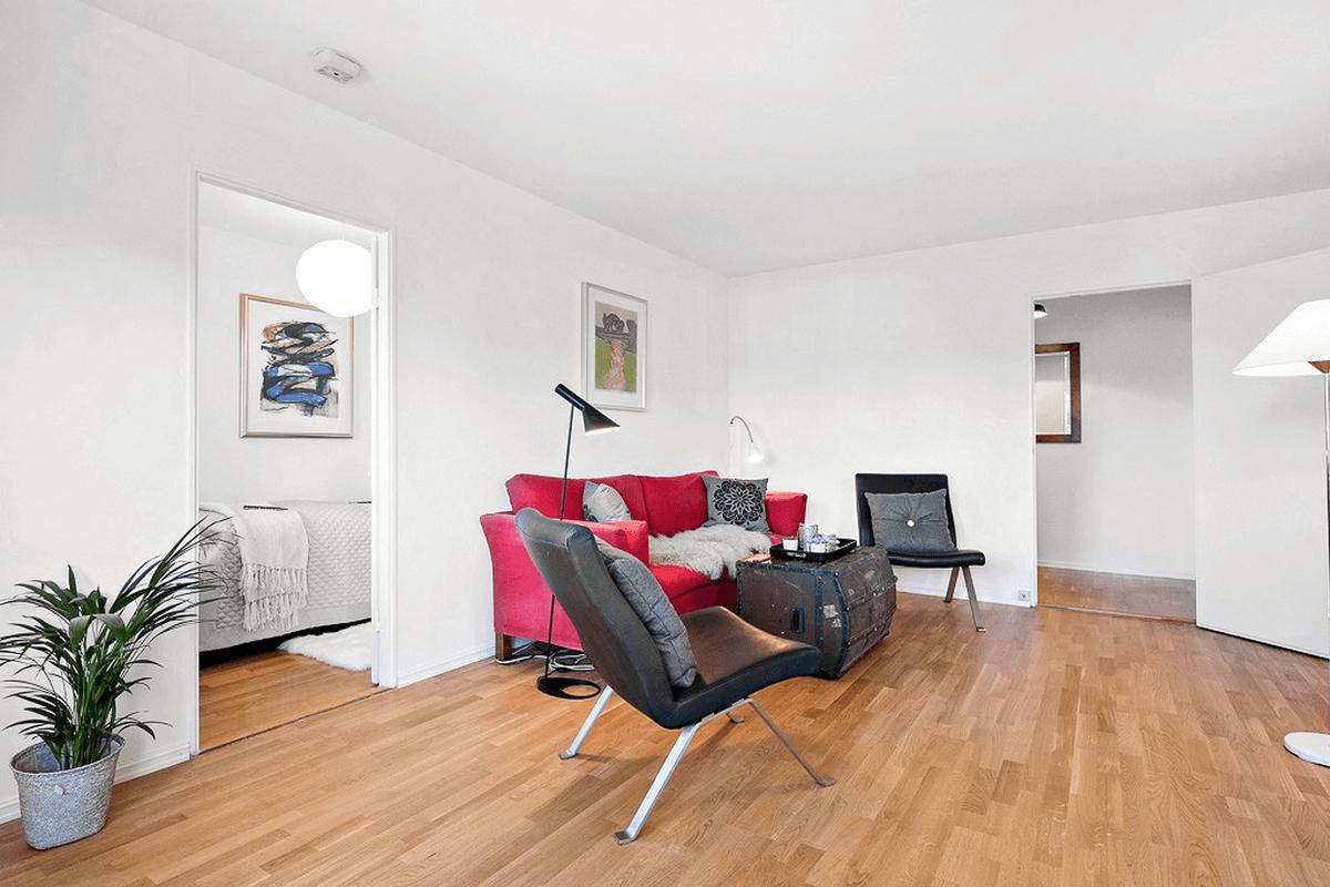 Maling av leilighet Østerås