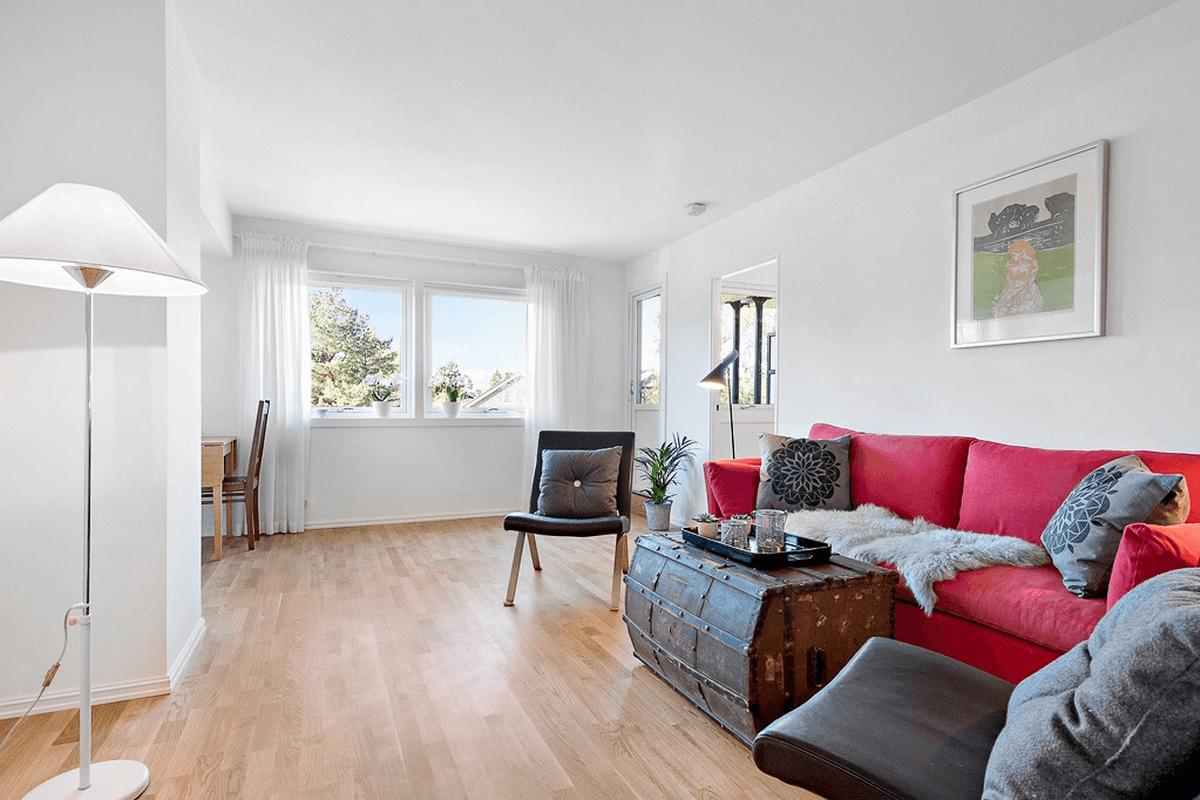 Oppussing av leilighet Østerås