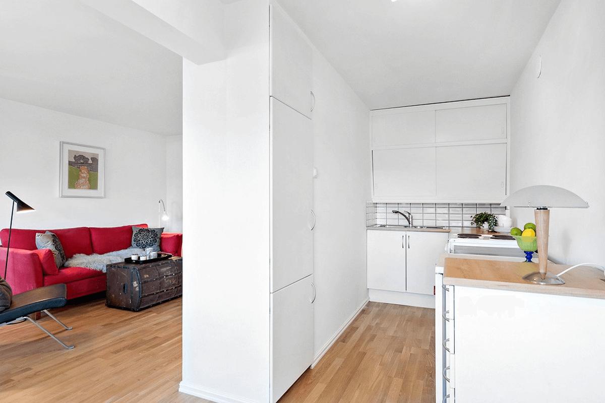 Oppussing av leilighet før salg Østerås