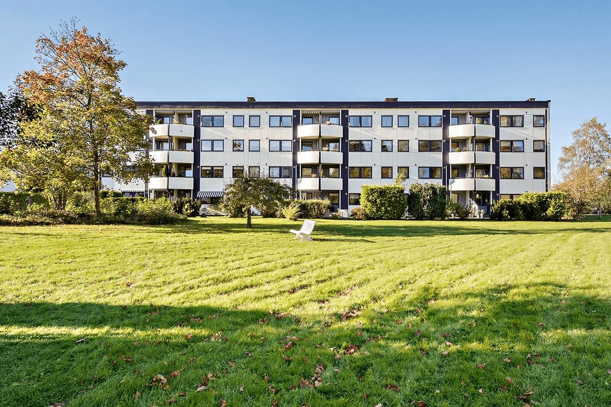 Oppussing og maling av leilighet Østerås