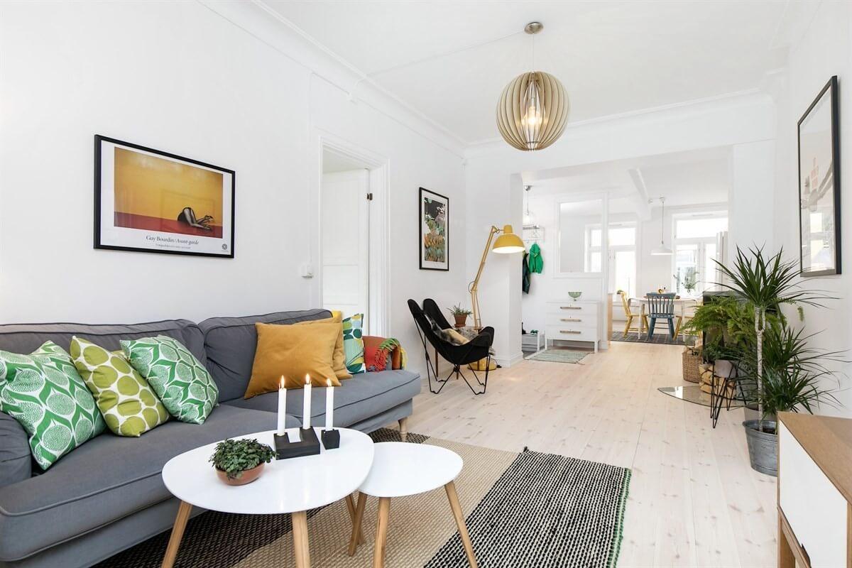 Totalrenovering av bolig i Oslo