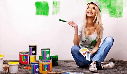 Innvendig Malerarbeid